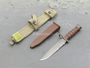 USMC 1st Battalion - Bayonet w/Sheath