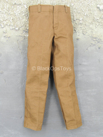 WWII - U.S. Army Infantry - Brown Combat Pants