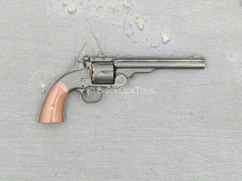 Sully Custom - Metal Schofield Revolver w/Removable Shells