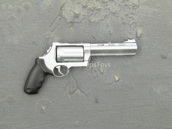 The Laughter 2.0 - Silver-Colored Revolver