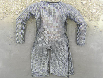 French Crusader General - Torso Chain Mail Top