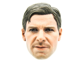 Indiana Jones ROTLA - Male Head Sculpt w/Hair Piece Set & PERS