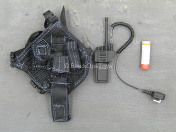 DEVGRU NWD Group - Patrol Harness w/Radio Set