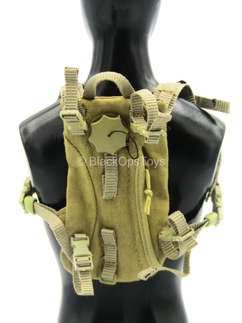 USMC 1st Battalion - Tan Hydration Backpack
