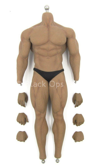 Hercules - Male Muscle Body w/Hand Set (x6)