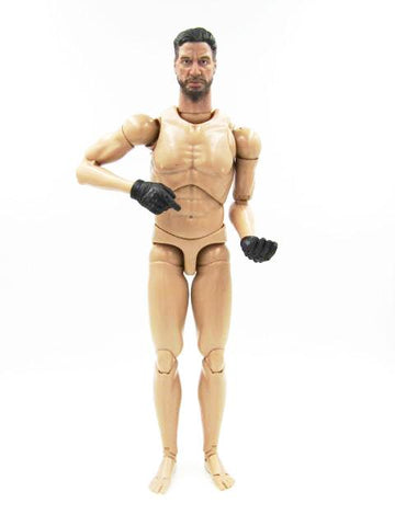 Emerging Force Collectible Complete Male Base Body