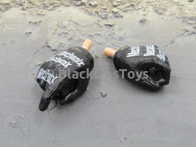 Mini Times US Navy from The Last Ship Mechanix Gloved Hands with Pegs
