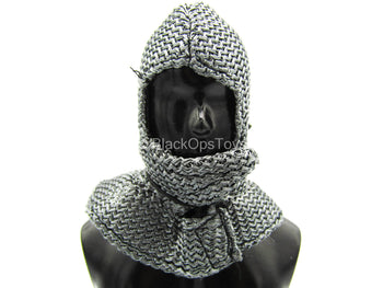 French Crusader General - Chain Mail Head Covering