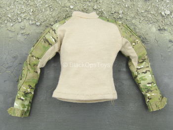 Navy Seal Recon Diver - Multicam Combat Shirt