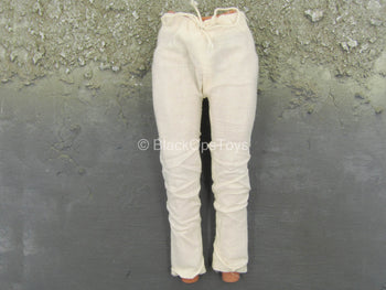 French Crusader General - Off White Pants