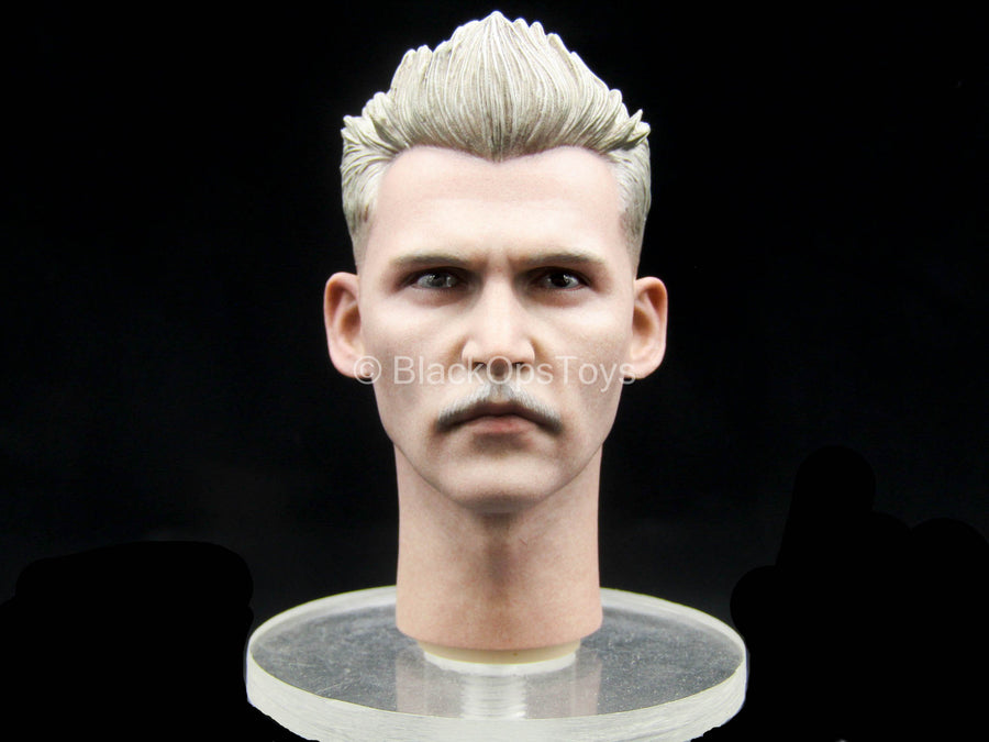 Fantastic Beasts - Gellert - Male Head Sculpt w/Multicolor Eyes