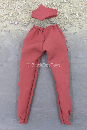 "Star Wars - ""Leia"" Bespin Outifit - Red Pants w/Belt"