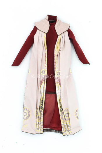 "Star Wars - ""Leia"" Bespin Outifit - Pink & Red Bespin Dress"
