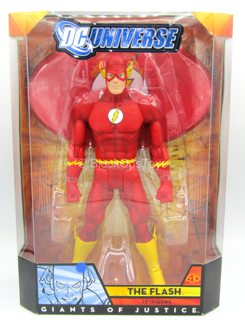 2009 SDCC Exclusive - Giants Of Justice - The Flash - MINT IN BOX