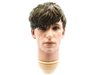 Fantastic Beasts - Newt - Male Head Sculpt