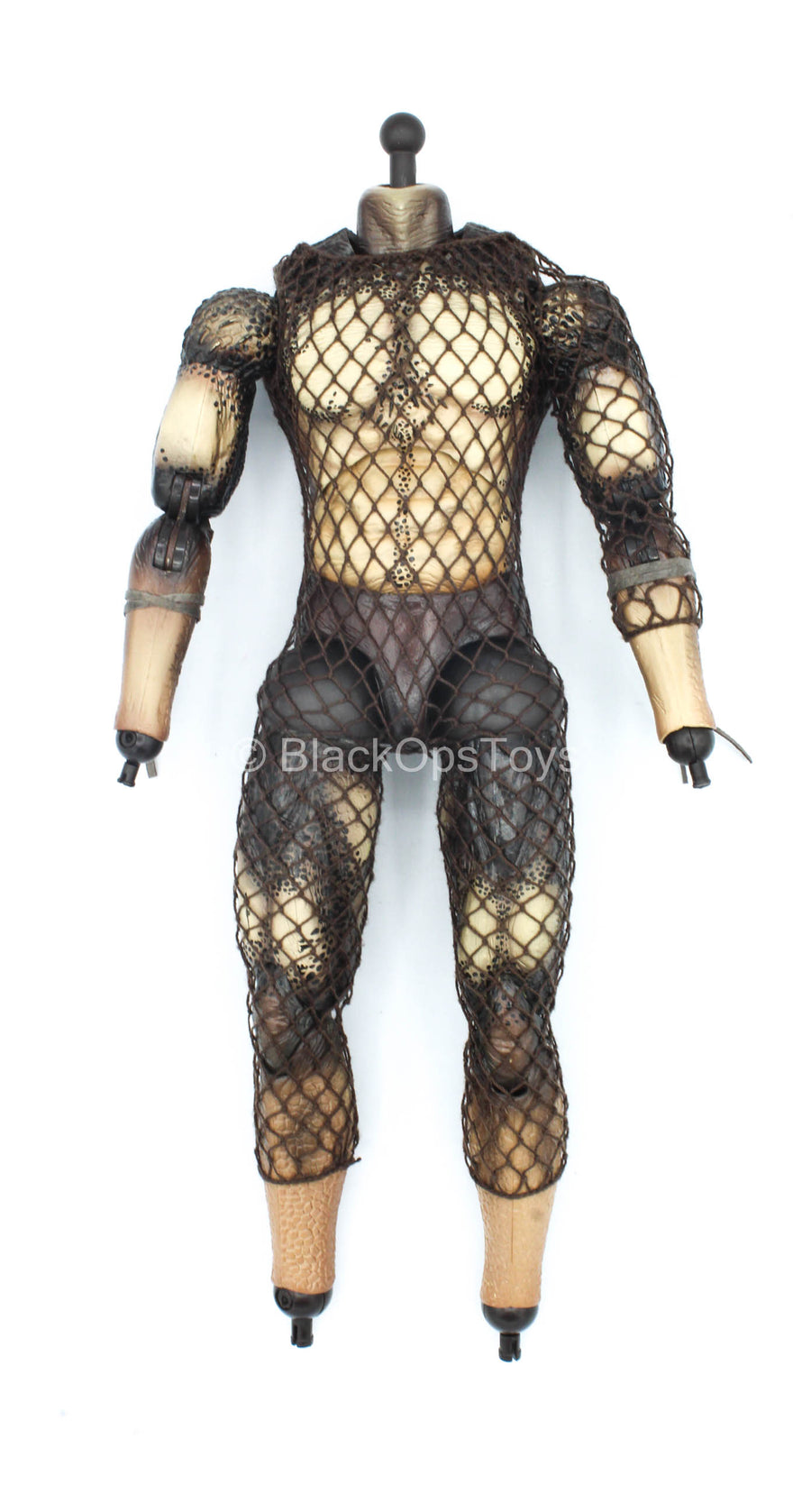 Predator - Male Base Body w/Fishnet Jumpsuit