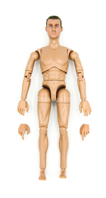 Special Forces - Male Base Body w/Head Sculpt