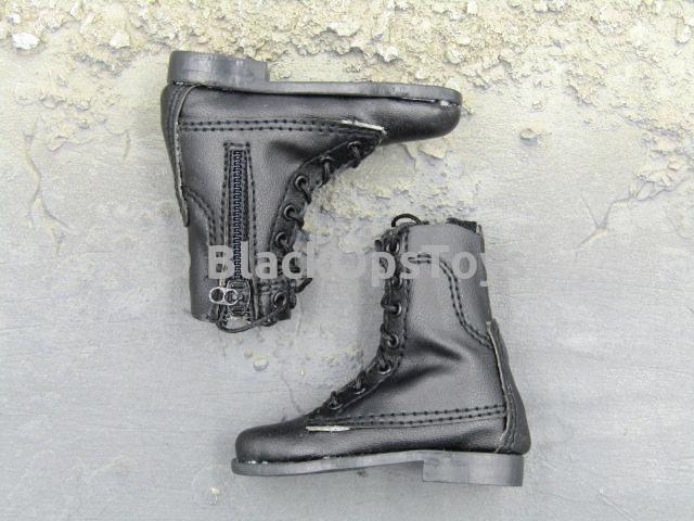 Republic of China Air Force 401st Black Combat Boots Foot Type