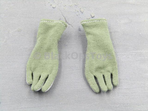 Republic of China Air Force 401st Green Pilot Gloves