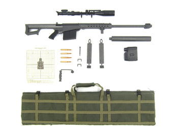 Sniper Elite - Multicam - Barrett .50 Caliber Sniper Set