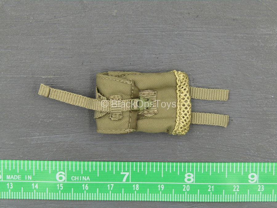 USMC 2nd Expeditionary Battalion - Tan Tactical Pouch