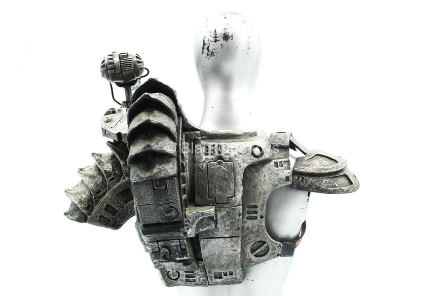 Predator - Grey Chest Armor w/Cannon & Tool Kit