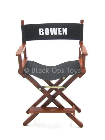 "Heart 5 - Bowen - ""Bowen"" Directors Chair"