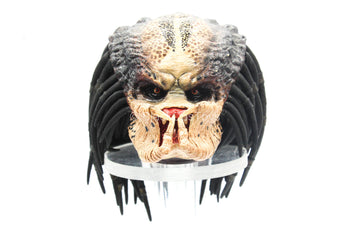 Predator - Male Yautja Head Sculpt (Type 2)