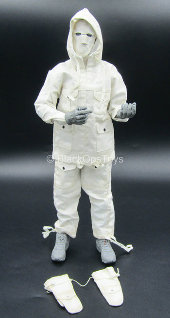 WWII - U.S. Army Infantry - Weathered White Suit Set Type 2
