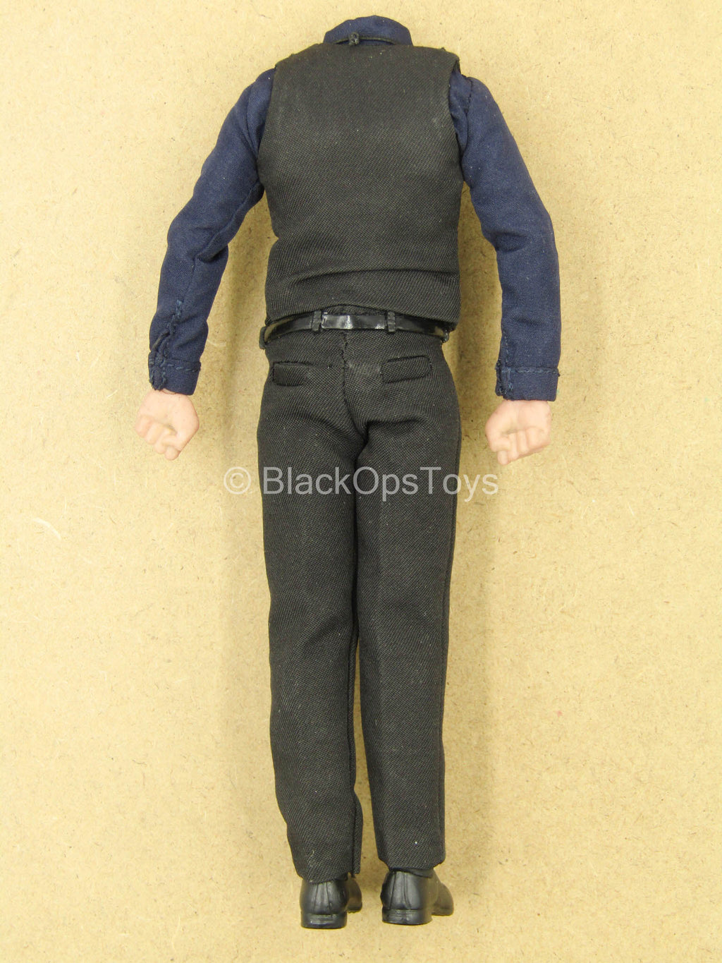 1/12 - John Wick - Male Dressed Body