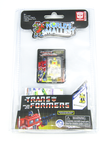 Other Scale - Transformers - Triple Pack - MINT IN BOX