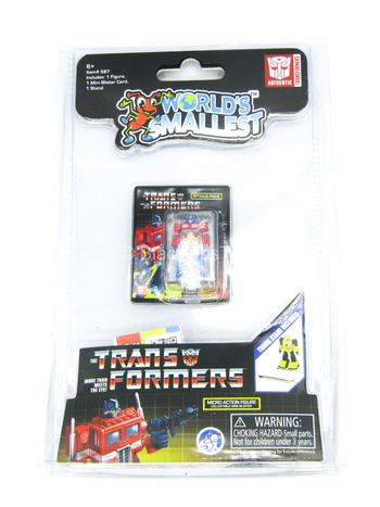 Other Scale - Transformers - Optimus Prime - MINT IN BOX