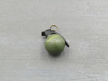 GRENADE - OD Green Grenade w/Black Top
