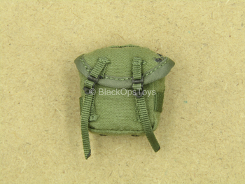 1/12 - Vietnam - US Infantry - Green Buttpack