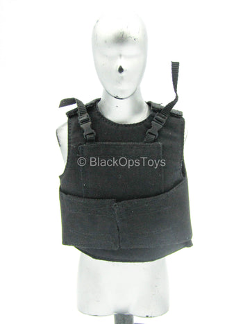 Russian MVD Special Forces - Black Combat Vest