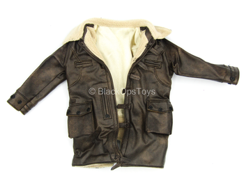 The Dark Knight Rises - Bane - Brown Leather Like Coat