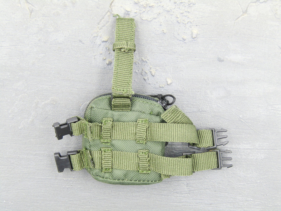 Water Edge Operation - OD Green Drop Leg MOLLE Pouch