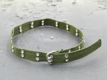 The Dark Knight Rises - Bane - Green Rivet Belt