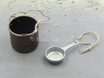 Roman Army - Infantry - Metal Pot & Pan Set
