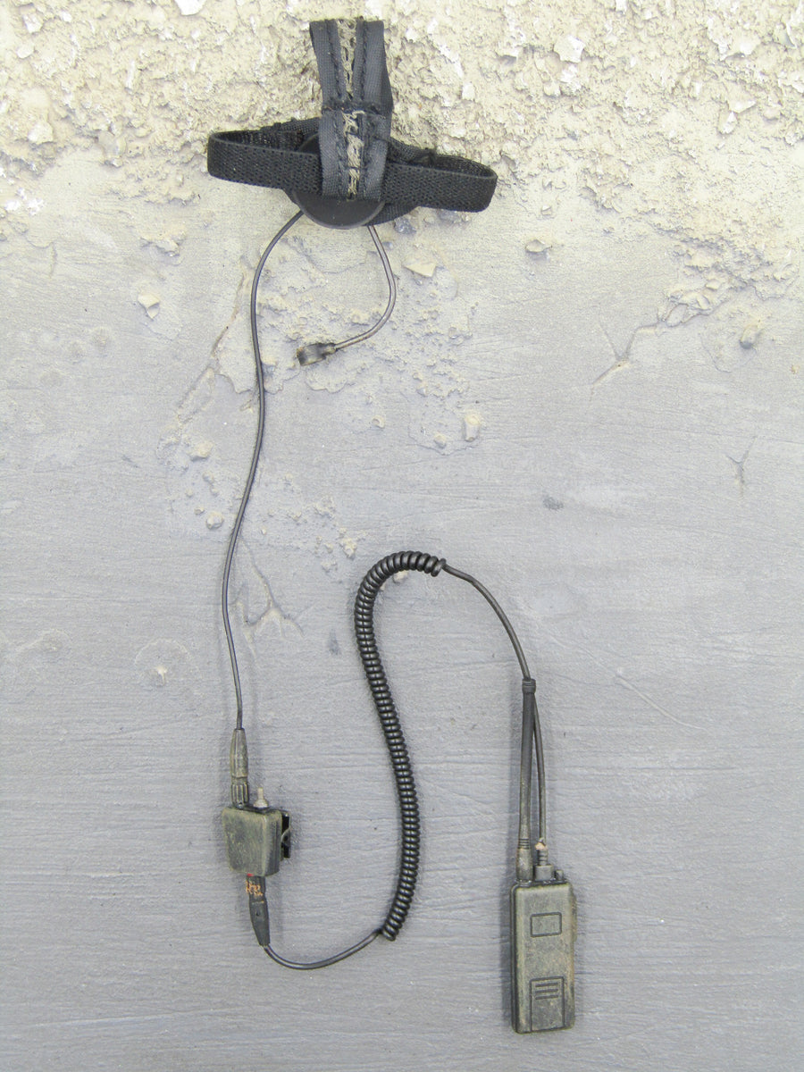 Water Edge Operation - Weathered Black Radio & Headset