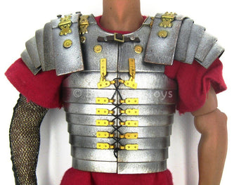 Roman Army - Infantry - Metal Chest Piece w/Pauldrons