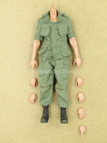 1/12 - Vietnam - US Infantry - Male Dressed Body