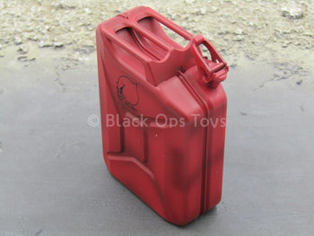 Skull Guard Red - Joel - Red Gas Cannister
