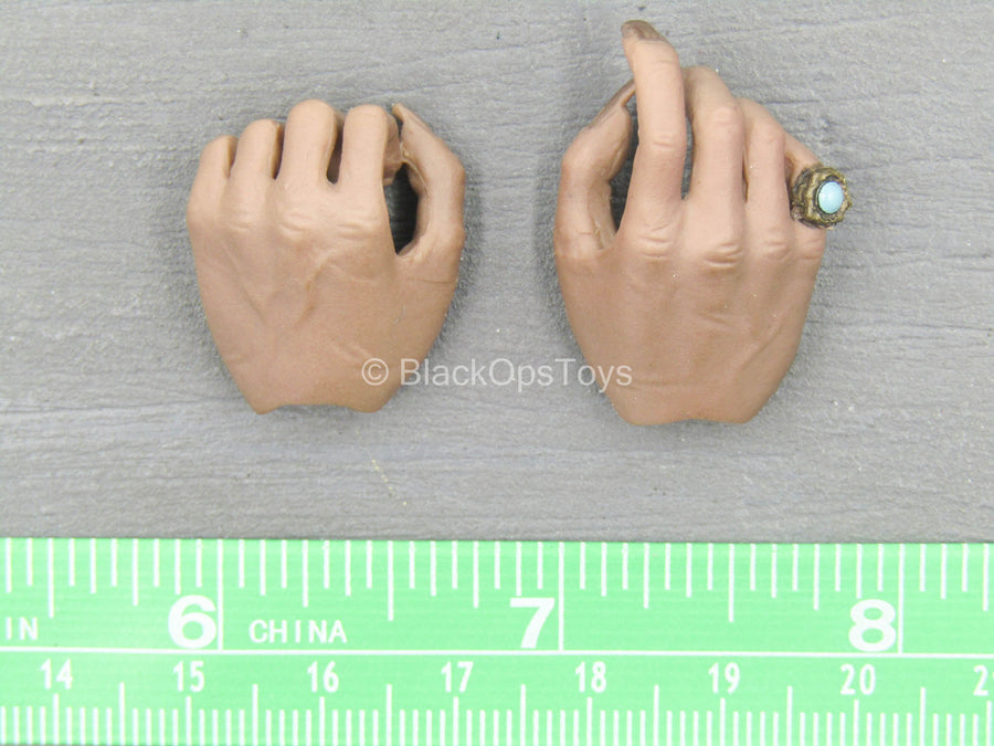 African American Hand Set (x2)