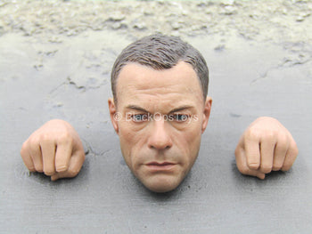 Male Head Sculpt & Hand Set (x2)