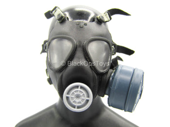 WWII - 101st Airborne Division - Gas Mask w/Gas Mask Pouch