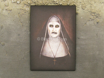 The Nun - Nun Painting