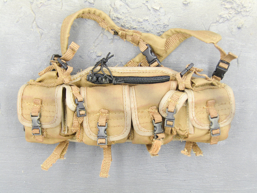 NSW Forces - Desert Ops - Coyote Tan Chest Rig