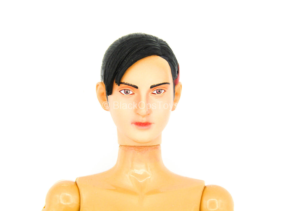 Female Base Body w/Head Sculpt & Removable Ponytail