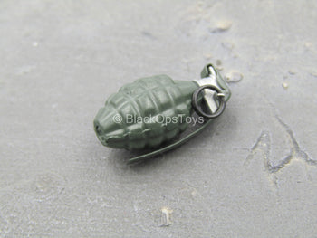 WWII - 101st Airborne Division - Metal Grenade